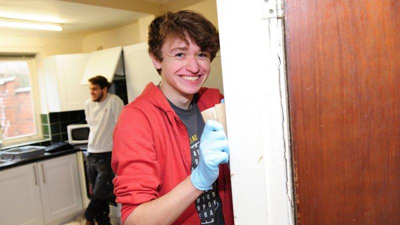 17-year-old Jacob Swinbourne. Photo: NCS