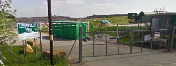 Leaden ham tip will close alongside the Whisby facility. Photo: Leadenhm waste facility, Google Street View
