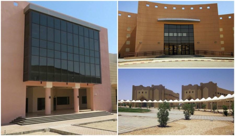 The three Lincoln College institutions in Saudi Arabia.