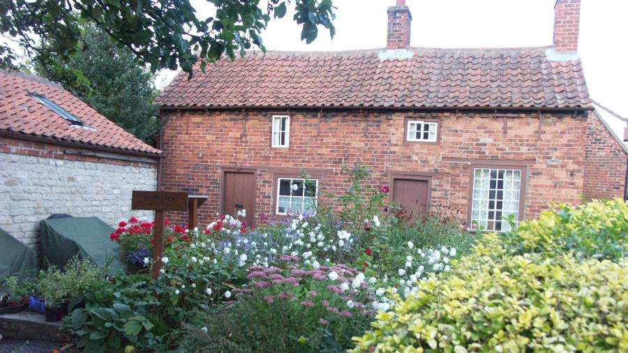 Mrs Smith's Cottage in Navenby
