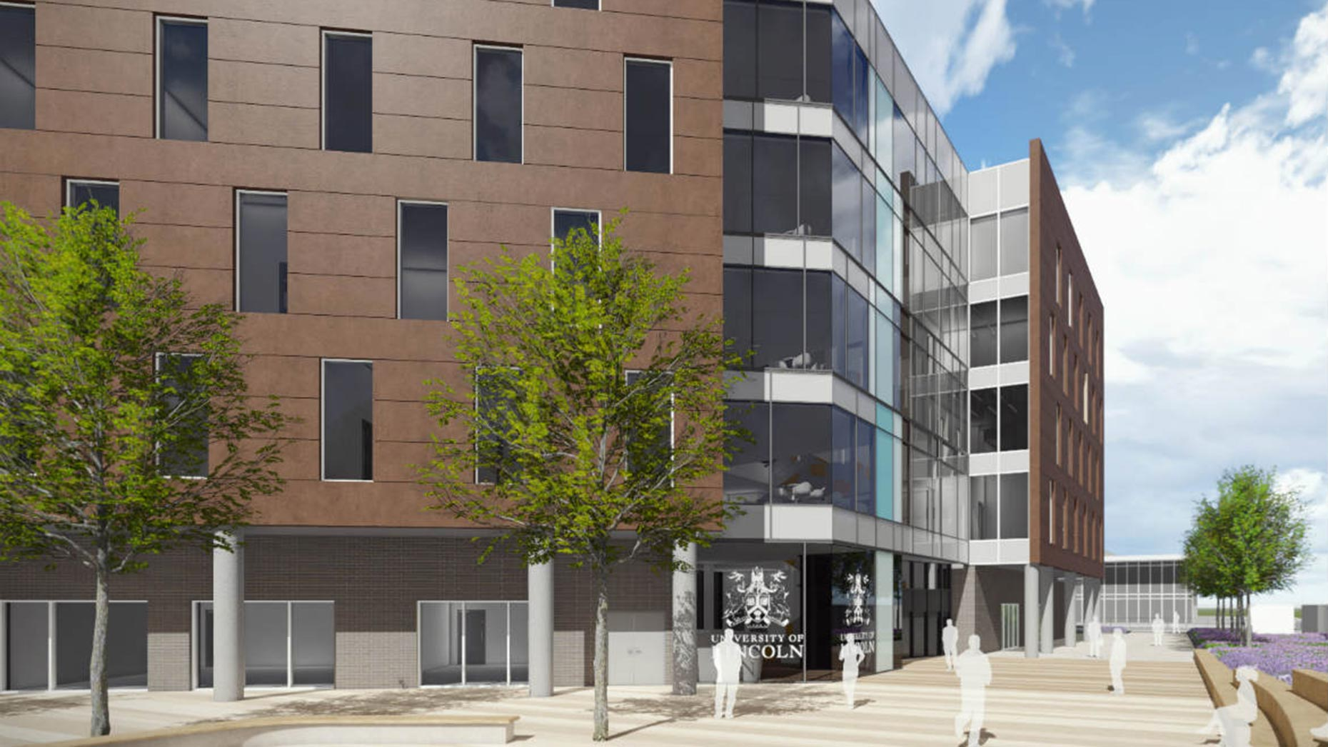 First Designs Revealed For University Of Lincoln S Sarah