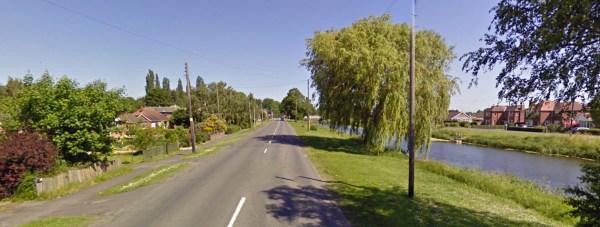 Horncastle Road, Boston. Photo: Google Street View.