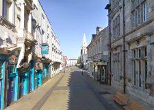 Guildhall Street. Photo: Google Street View