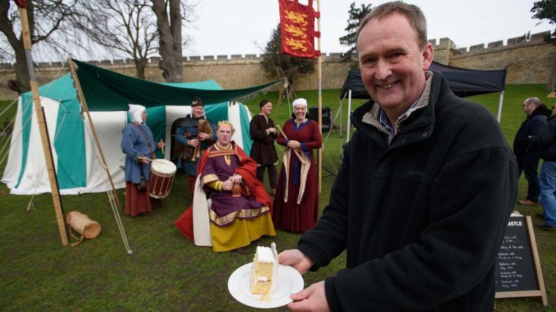 Councillor Nick Worth, Executive Member for Culture and Heritage. Photo: Steve Smailes for The Lincolnite
