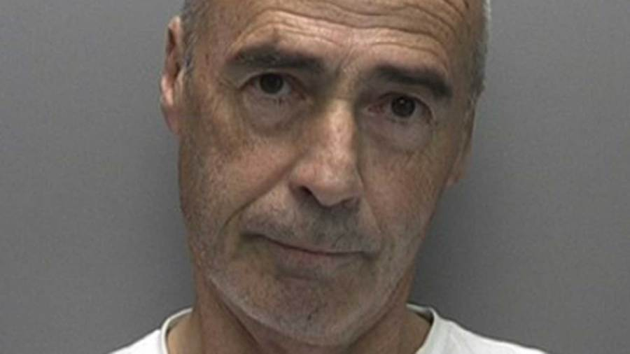 John MacPherson was jailed for 26 years. Photo: Lincolnshire Police