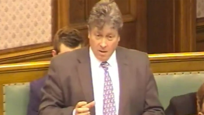 Councillor Chris Pain