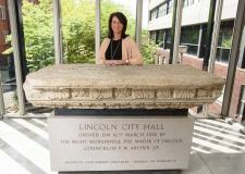 Angela Andrews, Chief Executive for City of Lincoln Council