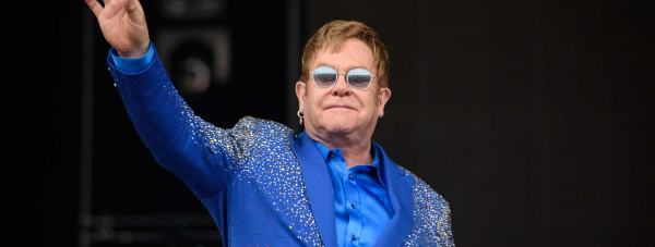 Elton John in concert in Lincoln at the Lincolnshire Showground. Photo: Steve Smailes for The Lincolnite