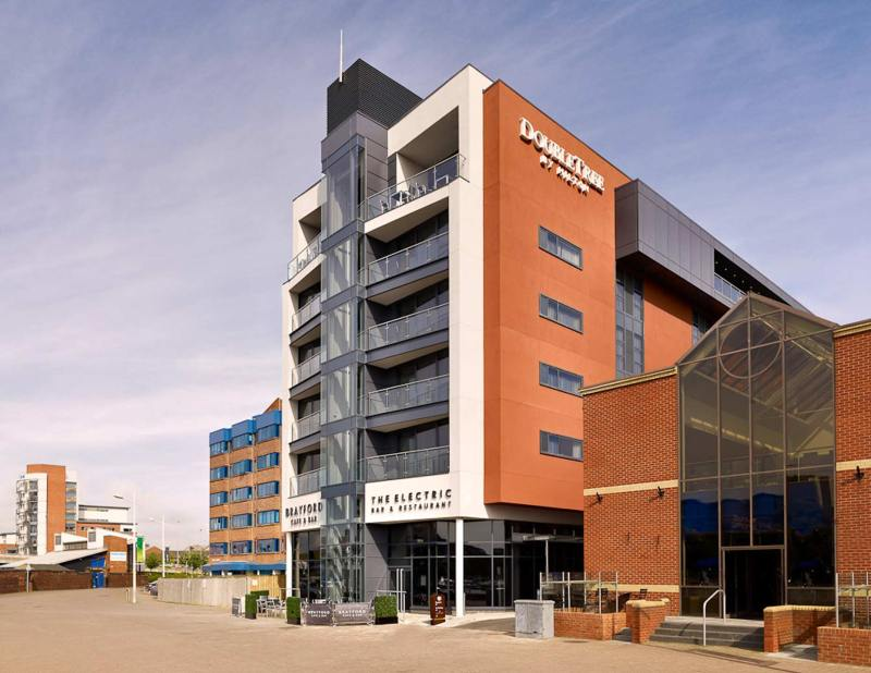 The new restaurant will be at the Hilton hotel on the Brayford.
