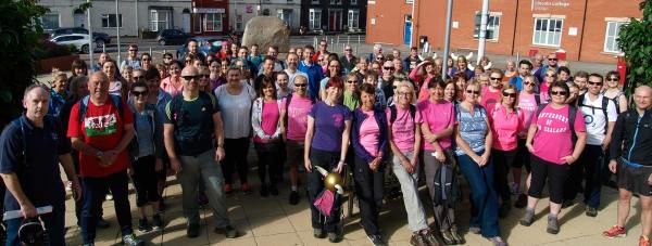 Staff from Lincoln College raised over £2,500 in memory of their colleague.