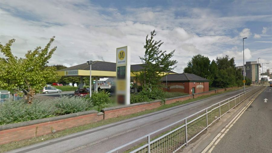 Morrisons on Tritton Road in Lincoln. Photo: Google Street View