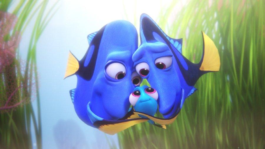 Picture by Disney Pixar.