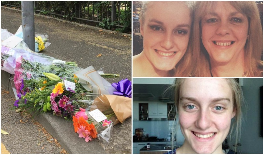 Charlotte and her mother (both pictured) were shot dead outside the Spalding leisure centre.