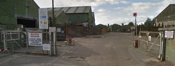 The William Sinclair site on Firth Road in Lincoln. Photo: Google Street View