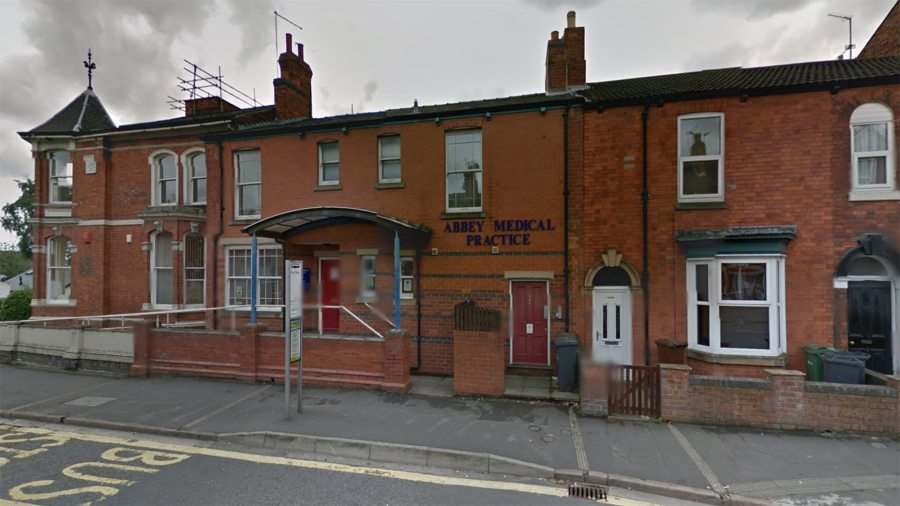 Abbey Medical Practice on Monks Road. Photo: Google Street View