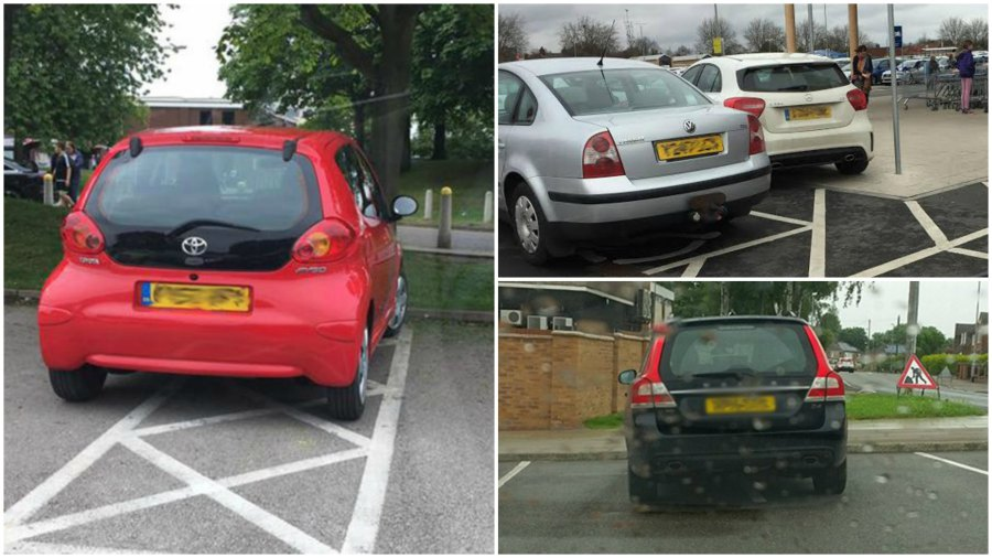 Have you seen parking worse than this in Lincoln?