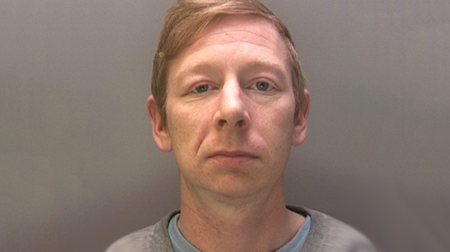 Martyn Colburn has been jailed for four and a half years.