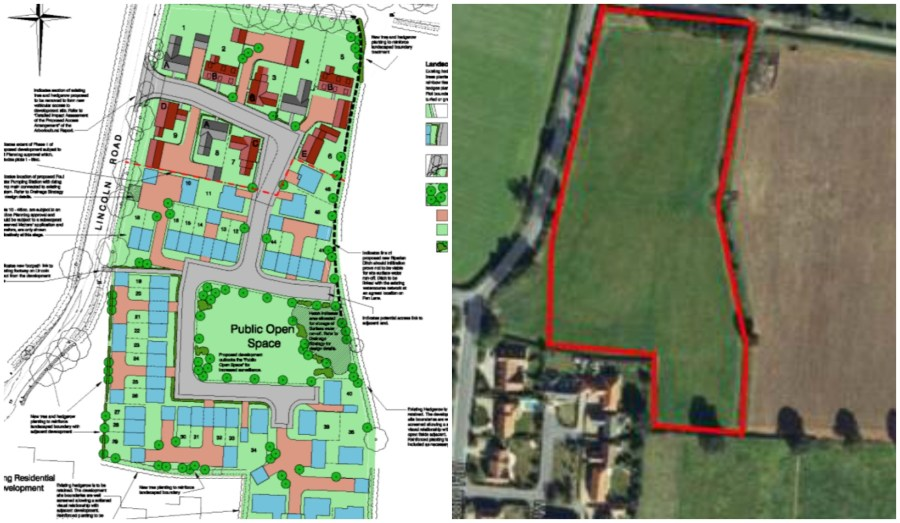 Developers argue the development would provide 'much needed' housing.