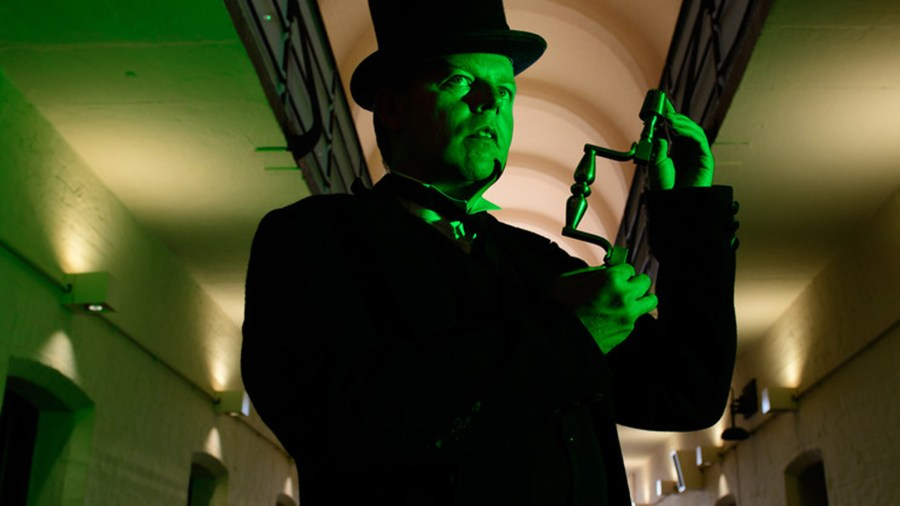 The Halloween inspired event will run on Friday, October 28 and Saturday, October 29. Photo: Lincoln Castle