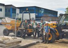 The biomass boilers and ground source heat pumps are being installed by Lincolnshire-based renewable energy hub Greenio.