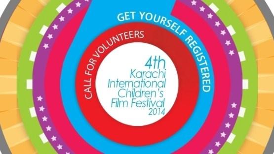 Call for Volunteers – 4th Karachi Intl. Children's Film Festival 2014