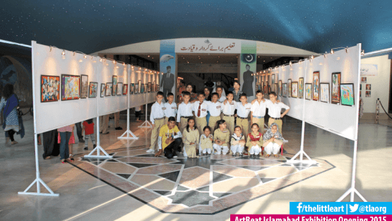 4th ArtBeat – Exhibition Opening in Islamabad