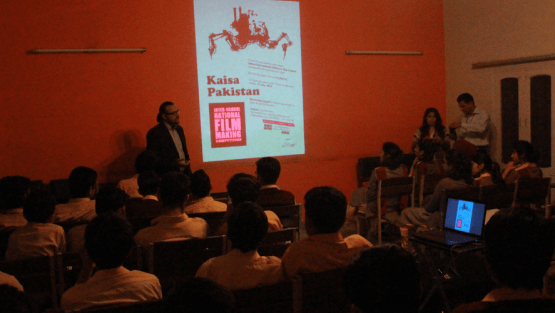 """""""Once Upon a Film"""" – Filmmaking Workshops at Roots School System"""