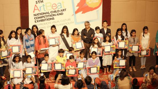 Lahore – ArtBeat 2016 Exhibition Opening
