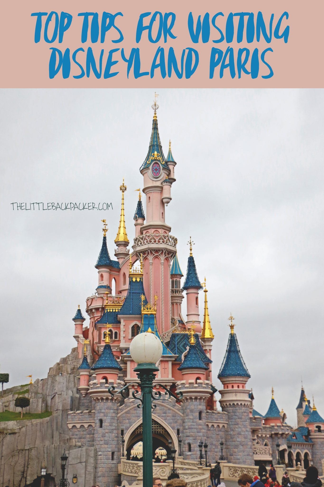 Why book your Disneyland Paris Tickets with us?