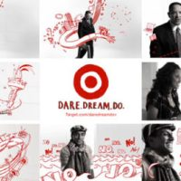 Sarah J. Coleman - Target's 'Dare, Dream, Do' Campaign