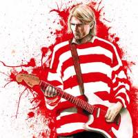 Stephane Lauzon - Portrait of Kurt Cobain