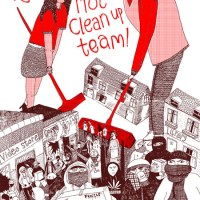 David Ryan Robinson - Riot Clean up team- Thank you!
