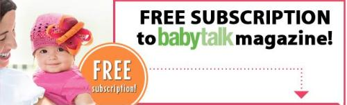 Babytalk Subscription