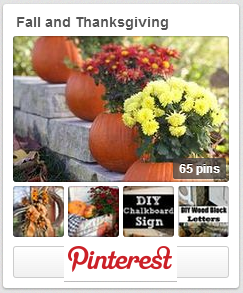 Fall and Thanksgiving Pinterest Board from thelittledabbler.com