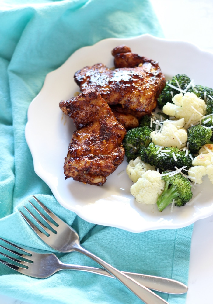 ... favorite recipe using chicken thighs? I want to try more recipes now