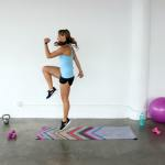 Full Body Fat Burning HIIT Workout