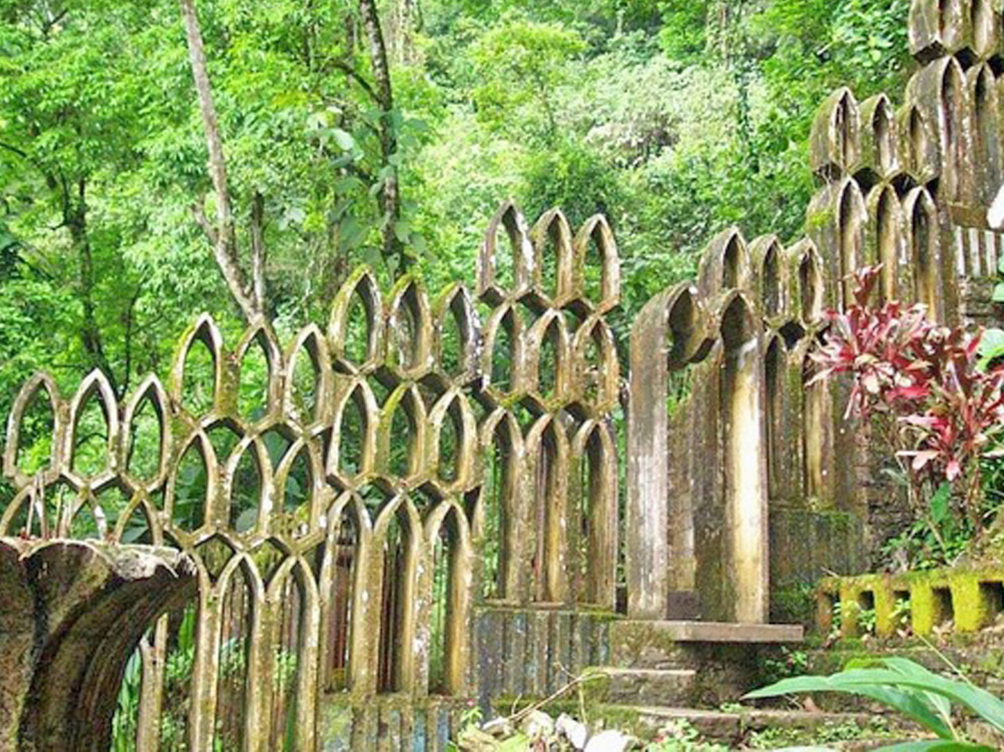 Xilitla: Surrealism at its best