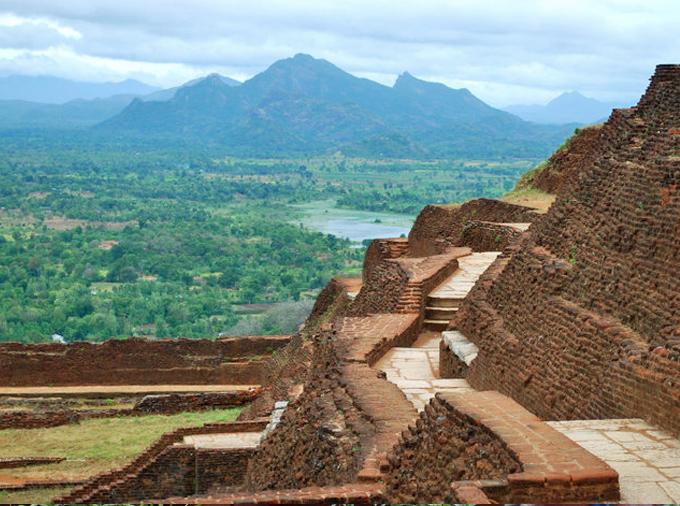 Sigiriya, The Lion Rock: From Legend to Ruin
