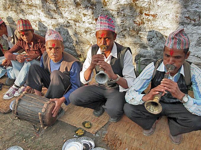 Naumati Baajaa: A signifier of Nepali culture