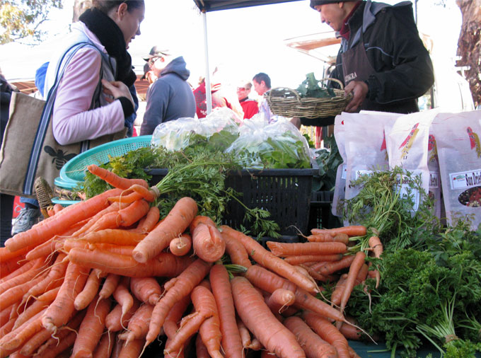 From paddock to plate – the Orange Region Farmers Market