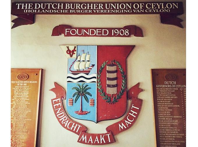 The Burghers of Sri Lanka
