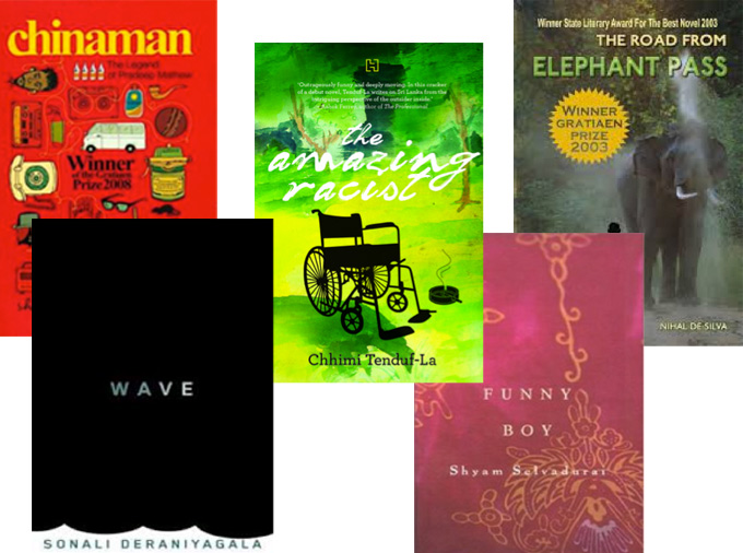 Beyond a Few Pages: Sri Lankan Novels
