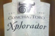 Concha Y Toro Xplorador Chardonnay Vintage 2004 - Copy