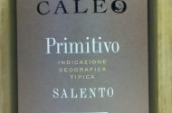 2009 Caleo Primitivo di Salento