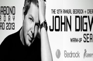 John Digweed at The Vagabond Saturday March 23rd