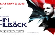 John Dahlblack at LIV Thursday May 9th