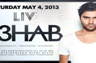 R3hab at LIV Saturday May 4th