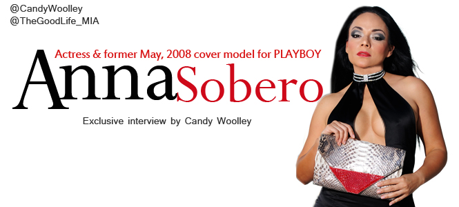 Anna Sobero May 2013 Header