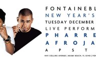 Fontainebleau New Years Eve 2014 feat. Afrojack and Pharrell Header
