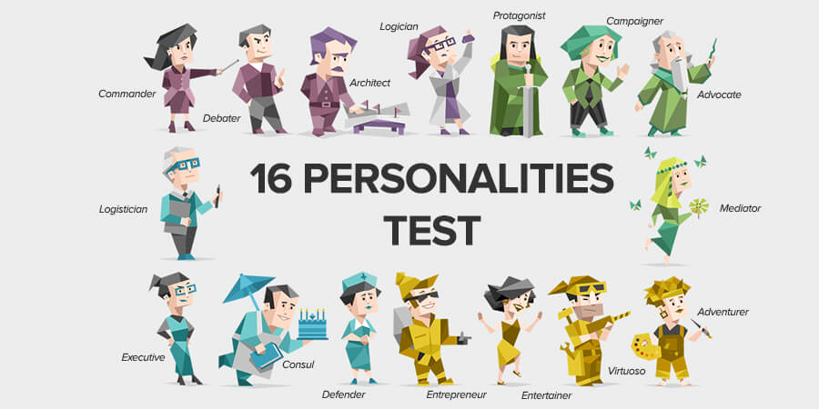 16 Personalities